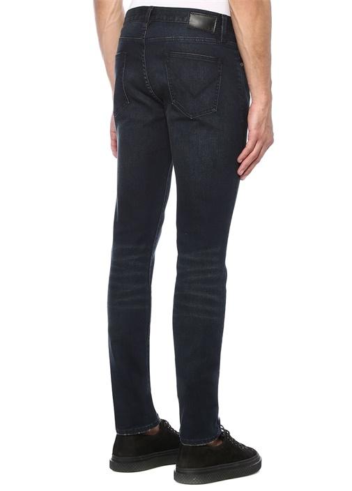 Wight Skinny Fit Lacivert Normal Bel Jean Pantolon