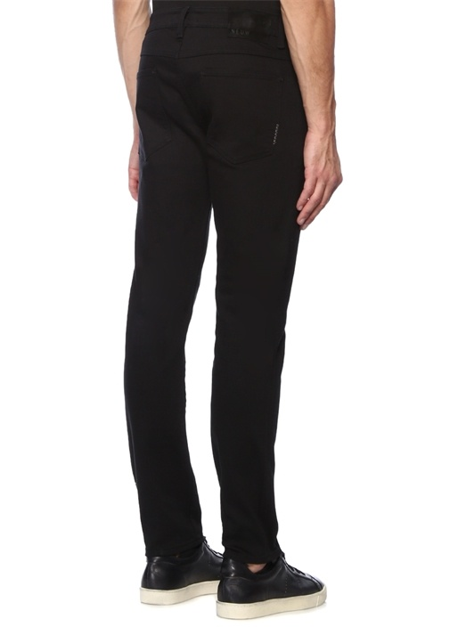 Lou Slim Fit Siyah Jean Pantolon