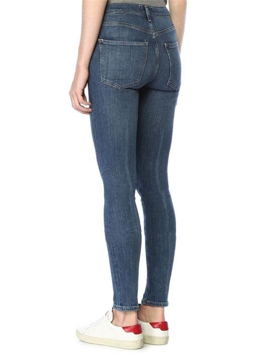 Sophie Yüksek Bel Skinny Jean Pantolon