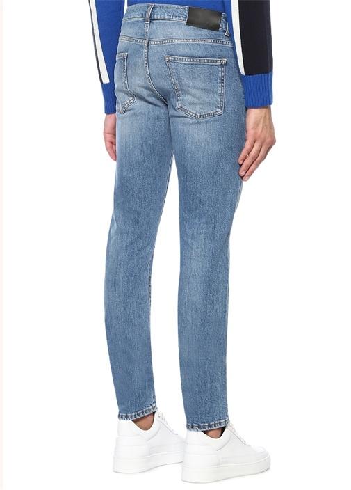 Jay Norse Mavi 5 Cepli Jean Pantolon