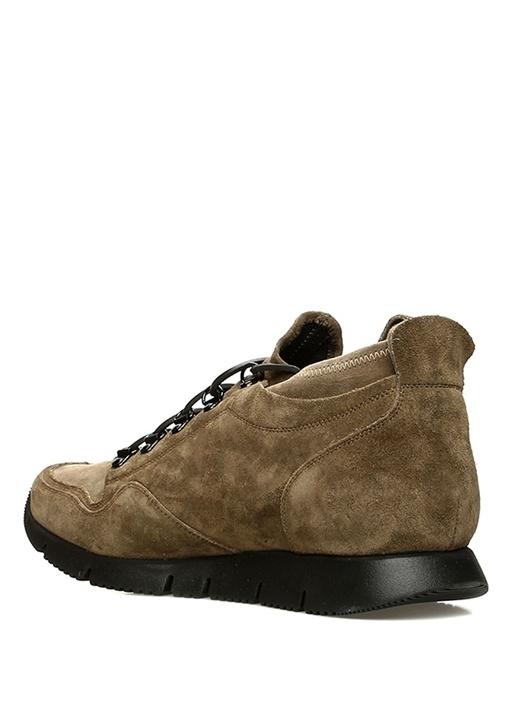 Vizon Erkek Süet Sneaker