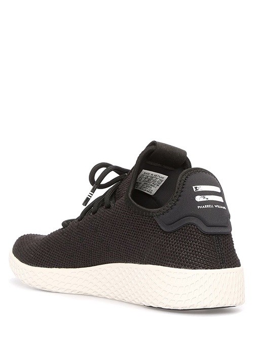 Pharrell Williams Tennis HU Siyah Kadın Sneaker