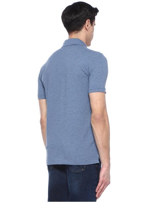 Mavi Polo Yaka T-shirt