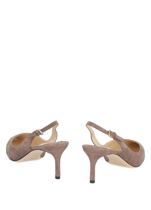 Erin Vizon Kadın Süet Sandalet