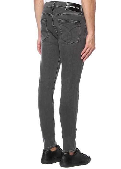 Modern Classics Skinny Fit Antrasit Jean Pantolon