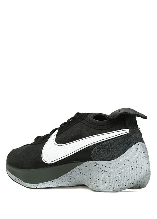 Moon Racer Siyah Taban Detaylı Erkek Sneaker