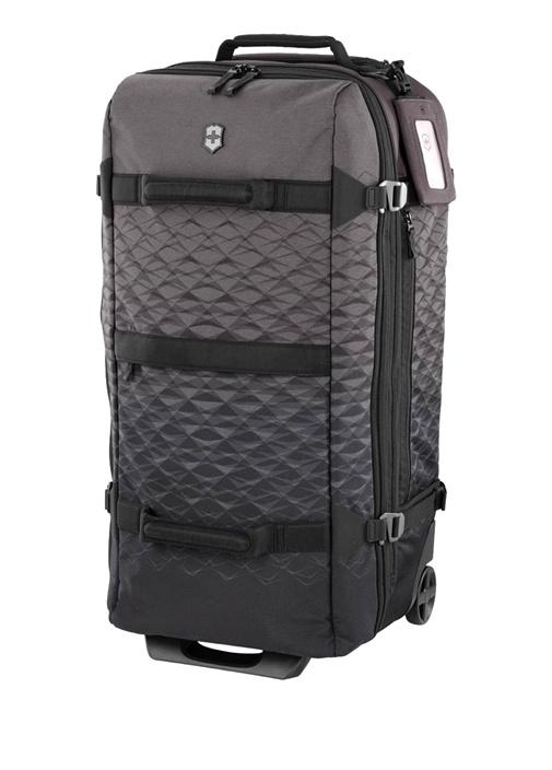 Swiss Army VX Siyah Büyük Boy Erkek Bavul