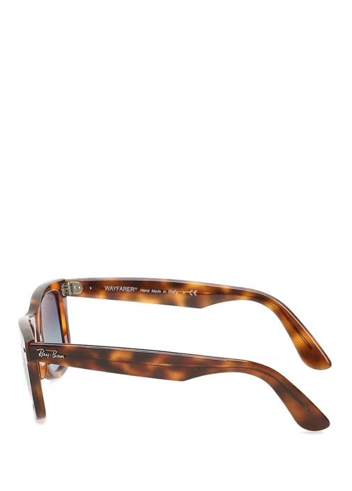 New Wayfarer Turtle Desenli Unisex Güneş Gözlüğü