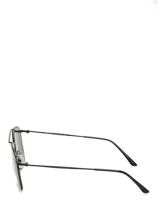 Siyah Kare Formlu Erkek Güneş Gözlüğü