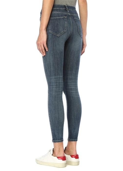 Grace Normal Bel Streç Skinny Jean Pantolon
