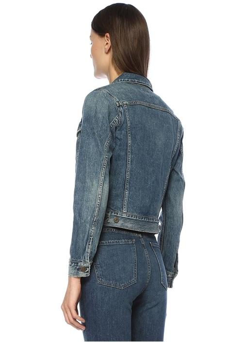 Nica Slim Fit Jean Ceket