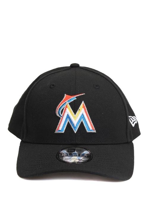 Miami Marlins Siyah Kadın Şapka