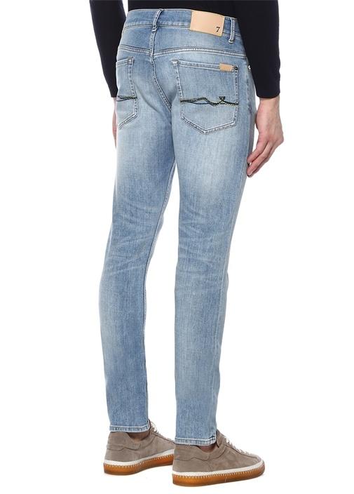 Ronnie Skinny Fit Mavi Jean Pantolon