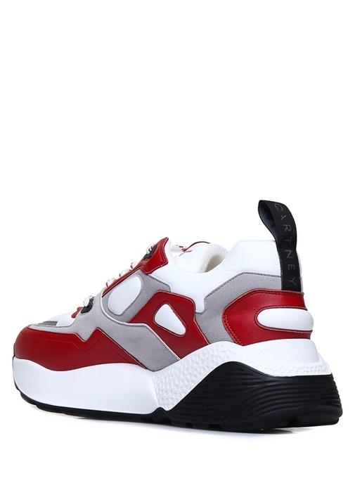 Eclypse Kırmızı Gri Erkek Sneaker