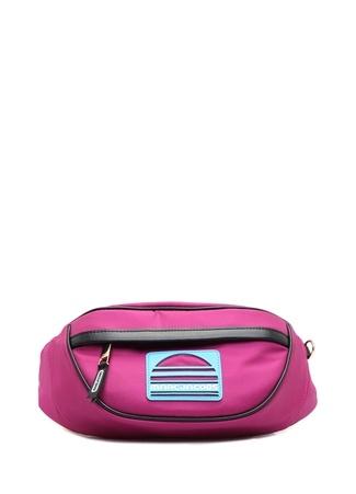 Marc Jacobs Kadın Pembe Logolu Çanta Mor M/L Ürün Resmi