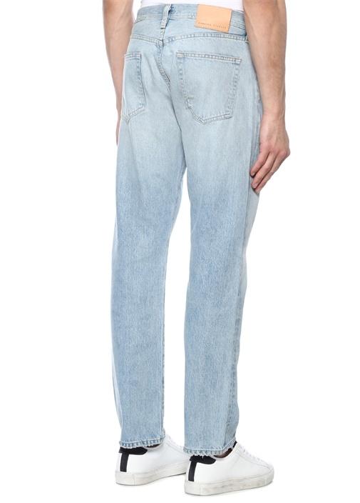 Dillon Authentic Regular Fit Mavi Jean Pantolon