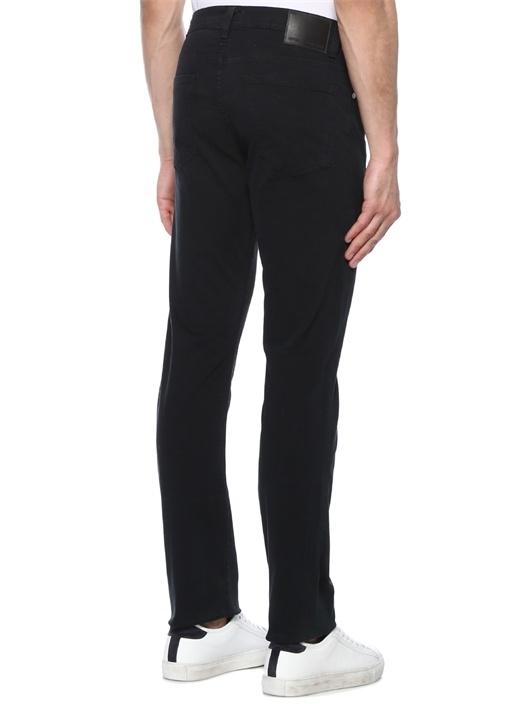 Bowery Standart Slim Fit Siyah Pantolon