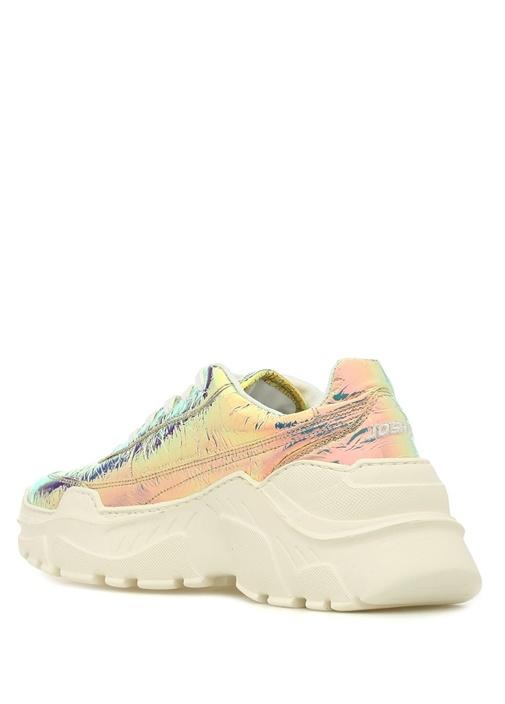 Zenith Silver Kadın Deri Sneaker