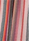 Colorblocked Örgü Dokulu Kadın Şal