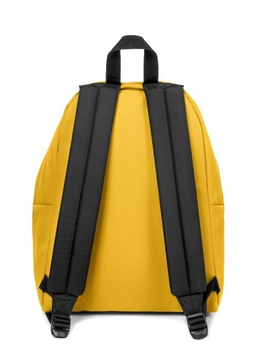 Padded Pakr Sarı Logolu Erkek Sırt Çantası
