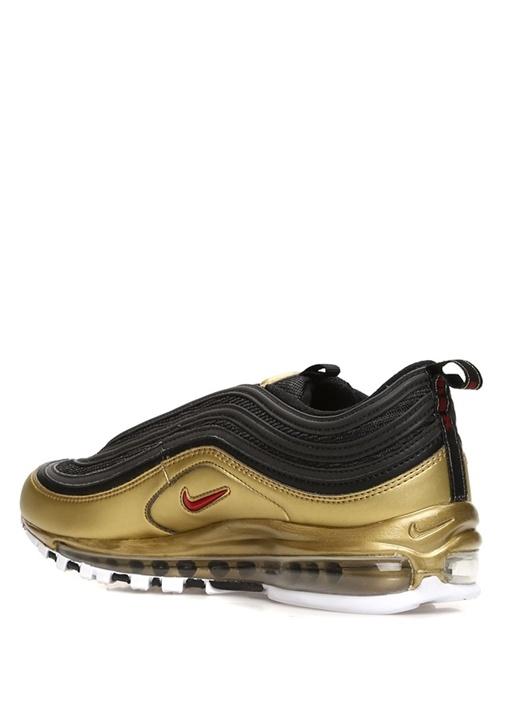Air Max 97 Siyah Metalik Gold Erkek Sneaker