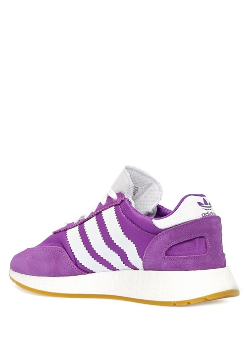 I 5923 Mor Beyaz Kadın Sneaker
