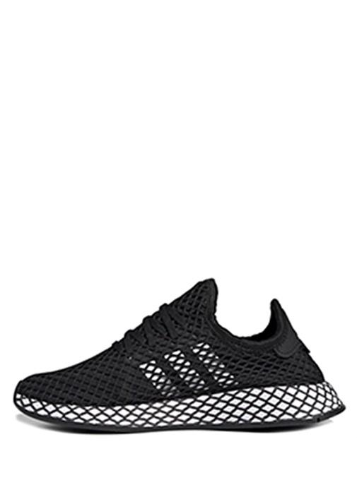 Deerupt Runner Siyah Unisex Çocuk Sneaker