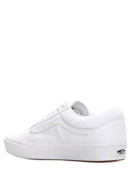 Old Skool Beyaz Erkek Sneaker