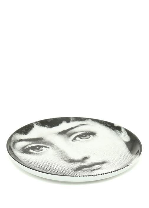 Tema e Variazioni No 1 Porselen Dekoratif Tabak