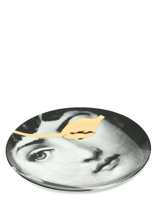 Tema e Variazioni No 8 Porselen Dekoratif Tabak