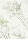 Biancofiore Çiçekli Çift Kişilik Yatak Örtüsü