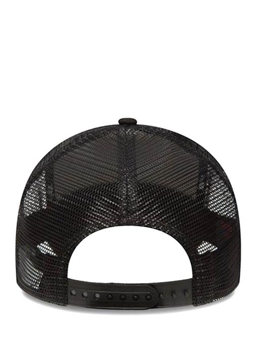 New York Yankees Siyah Fileli Kadın Şapka