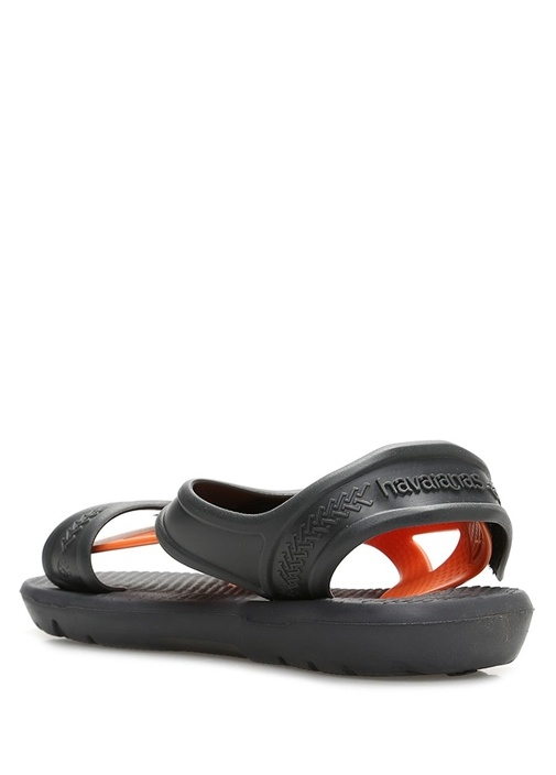 Move Gri Turuncu Unisex Çocuk Sandalet
