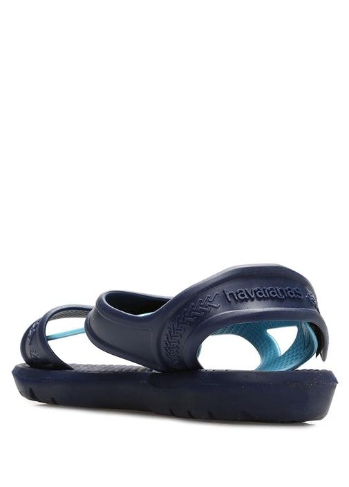 Move Lacivert Mavi Unisex Çocuk Sandalet