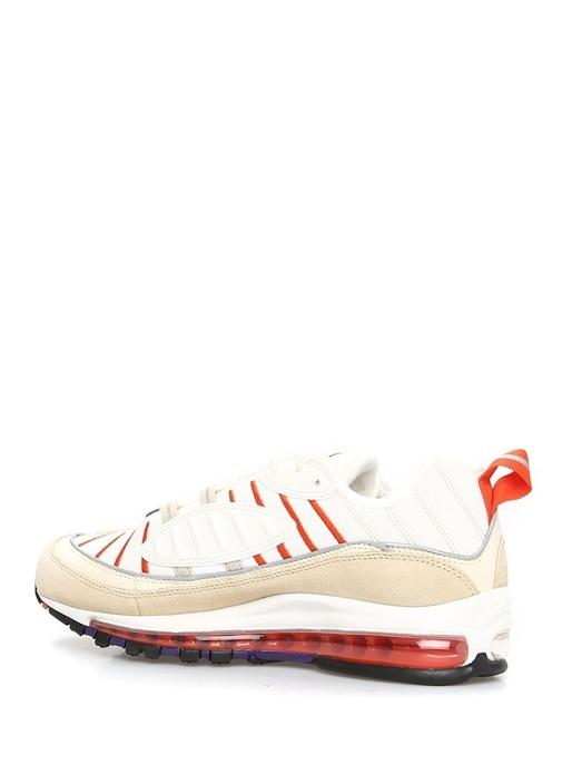 Air Max 98 Bej Beyaz Erkek Sneaker