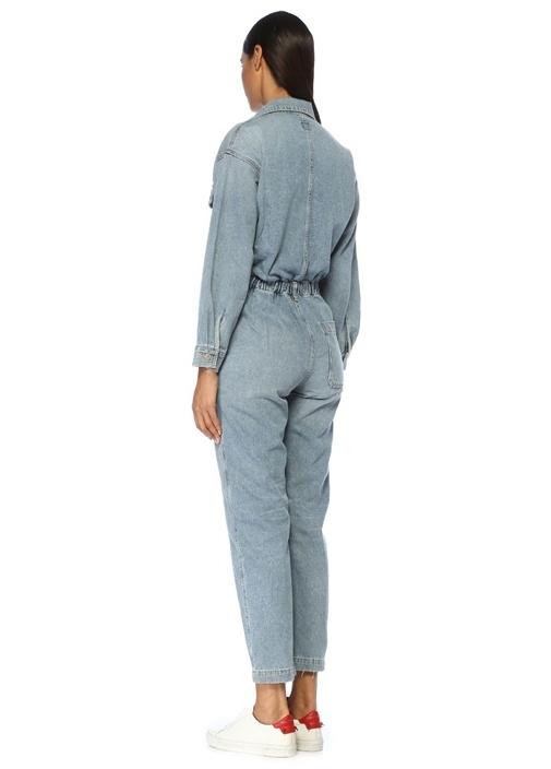 Marta Slim Tailored Fit Jean Tulum