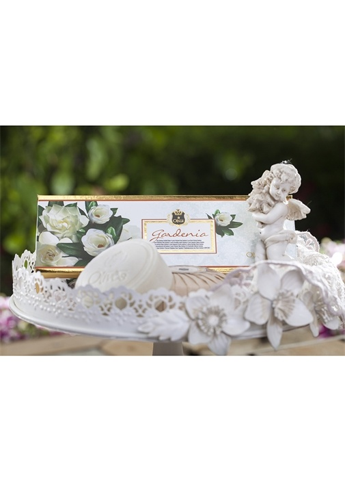 Lüx Serisi Gardenya Parfümlü Sabun