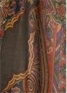 Colorblocked Karışık Desenli Erkek Atkı