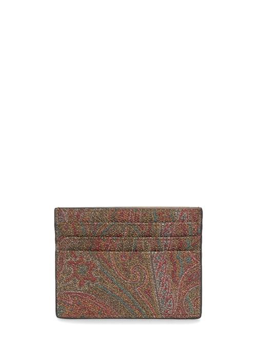 Colorblocked Şal Desenli Erkek Kartlık