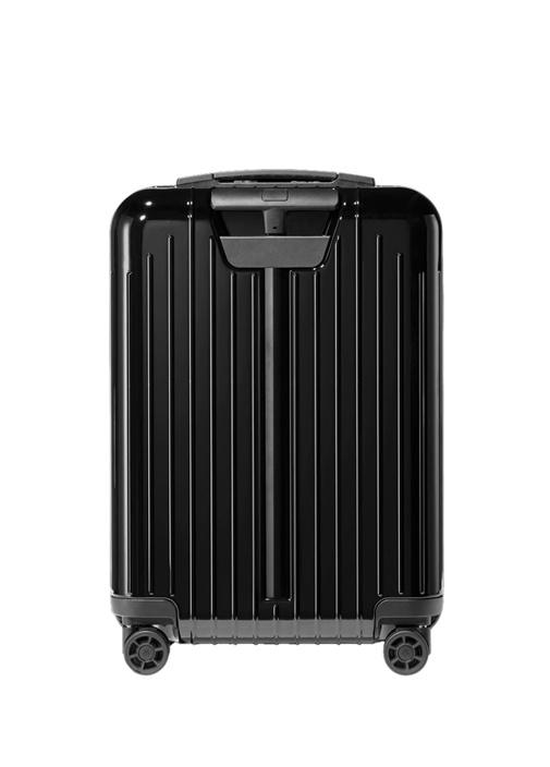 Essential Lite Check In Medium Siyah Bavul