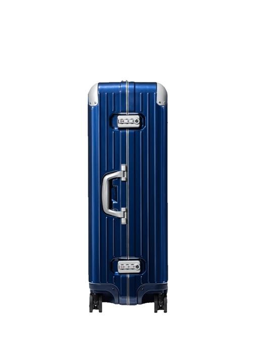 Hybrid Check In Large Mavi Erkek Bavul