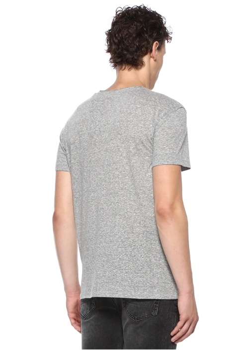 Gale Gri Melanj Basic T-shirt