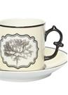 Herbariae Baskılı Porselen Kahve FincanTakımı