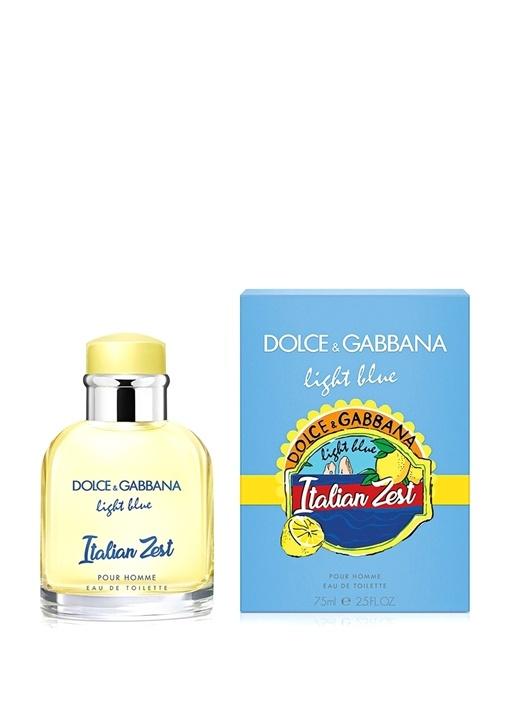 Light Blue Pour Italian Zest 75 ml Erkek Parfüm