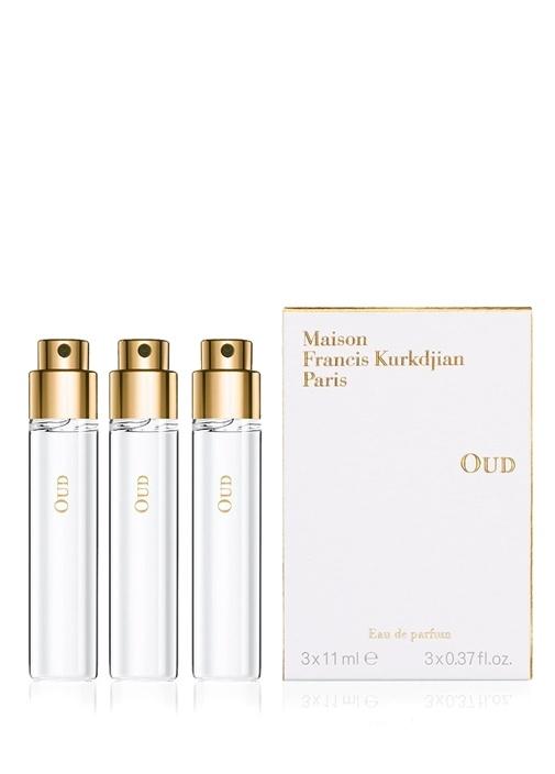 OUD 3lü 11 ml EDP Unisex Parfüm