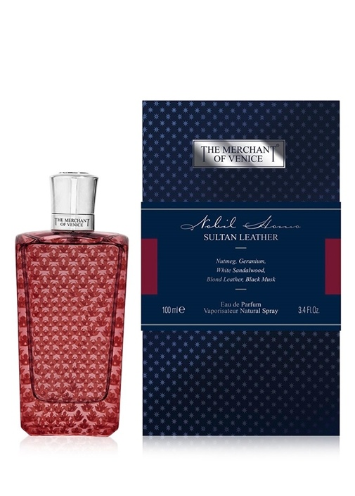Sultan Leather EDP 100 ml Erkek Parfüm