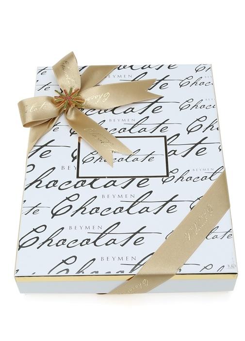 Sütlü ve Bitter 540 gr Madlen Çikolata