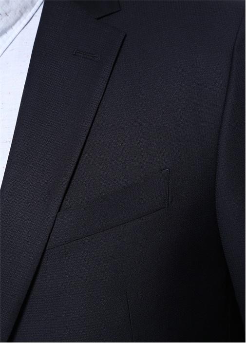 Lacivert Noniron Özellikli Takım Elbise