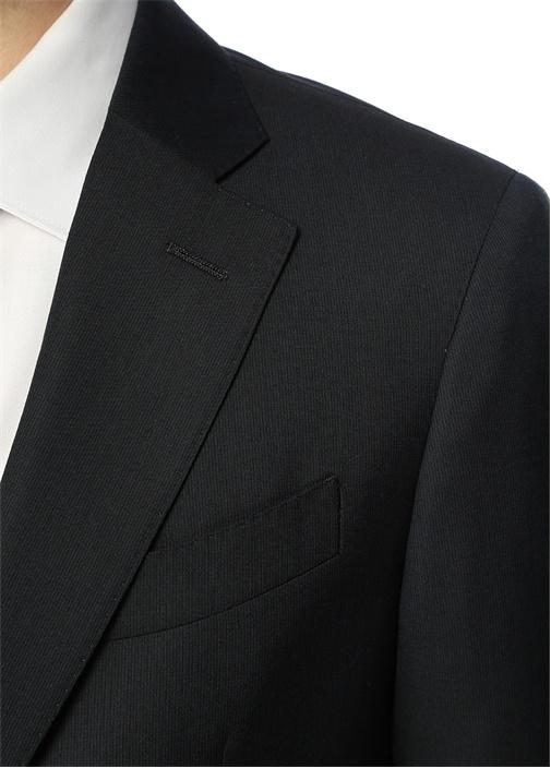 Drop 7 Lacivert Yün Takım Elbise