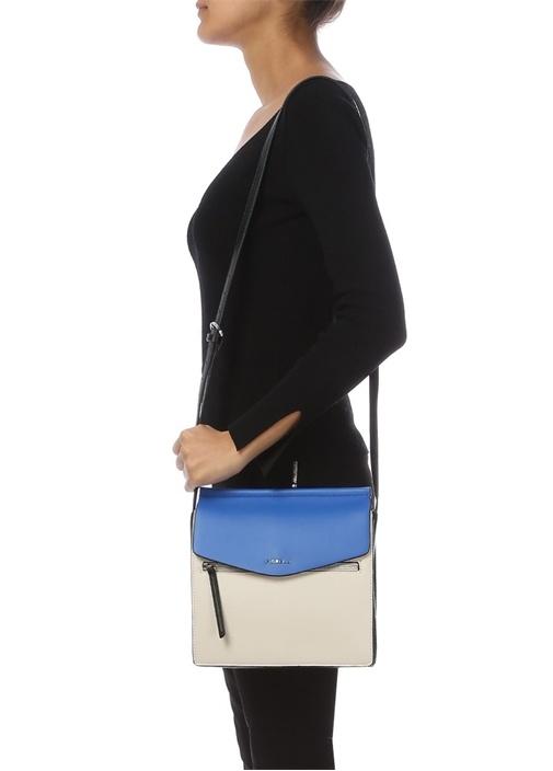 Mia Mavi Siyah Kadın Çanta